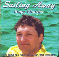 Sailing Away CD cover